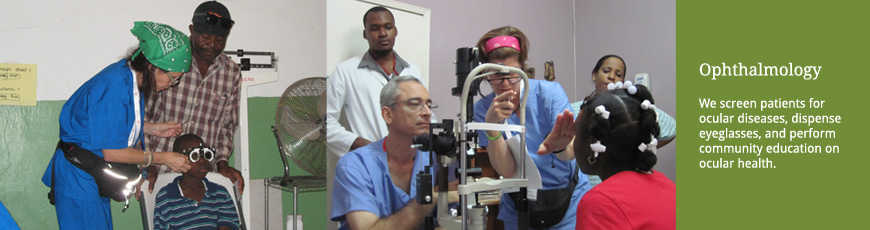 Opthalmology