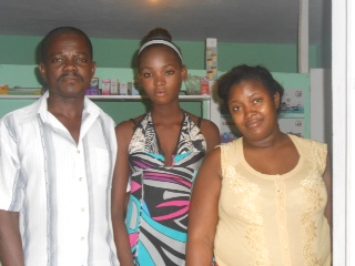 Jennie and her parents return to the clinic.