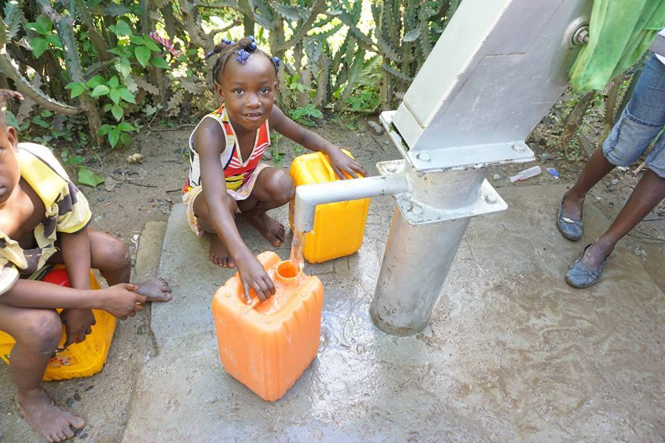HUFH Clean Water Efforts –More than a Drop in the Bucket ...